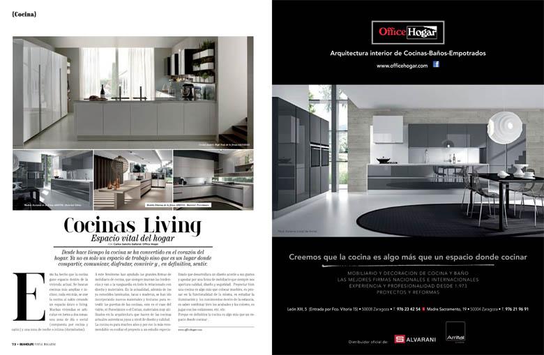 Office Hogar | Artículo revista Beandlife nº64 por Carlos Sancho